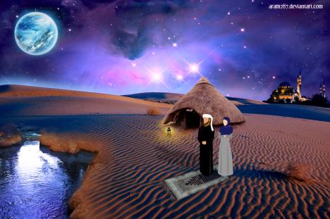 desert_prayer_by_aram287