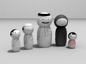 saudi family 1