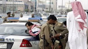 arrested saudi