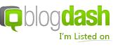 Blogdash badge